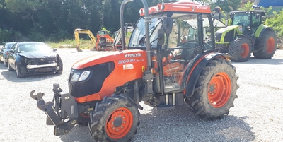 KUBOTA NARROW M6040